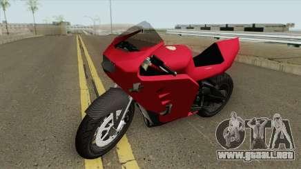 NRG-500 (Ducati Style) para GTA San Andreas
