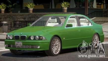 1992 BMW 525i V1.0 para GTA 4