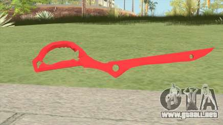 Scissors Blade (Kill La Kill) para GTA San Andreas