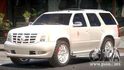 Cadillac Escalade Edit para GTA 4