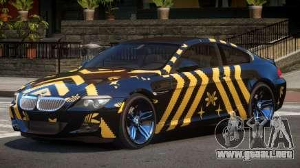 BMW M6 ST PJ3 para GTA 4