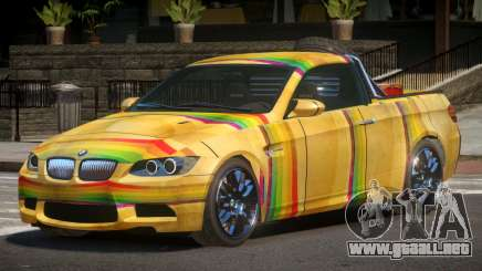 BMW M3 Spec Edition PJ4 para GTA 4