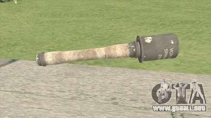 M-24 Grenade (Fog Of War) para GTA San Andreas