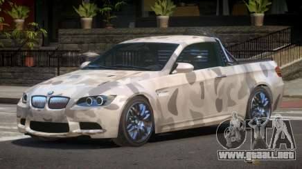 BMW M3 Spec Edition PJ1 para GTA 4