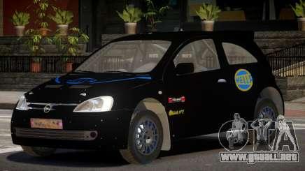 Opel Corsa GT para GTA 4
