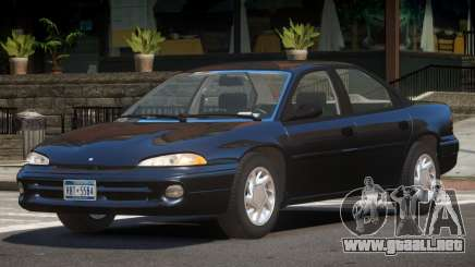 Dodge Intrepid V1.0 para GTA 4