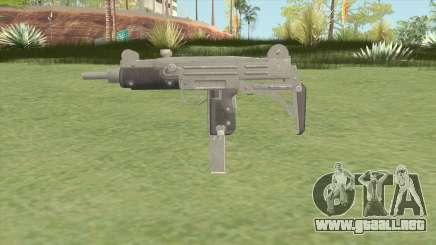 UZI (Terminator: Resistance) para GTA San Andreas