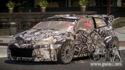 Volkswagen Polo RT PJ1 para GTA 4