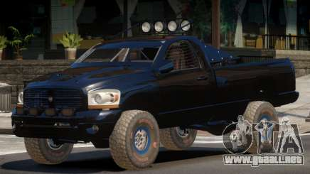 Dodge Power Wagon RS para GTA 4
