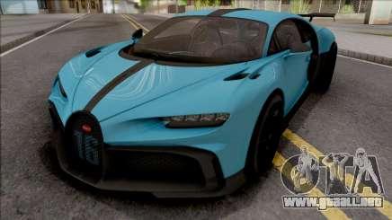Bugatti Chiron Pur Sport 2020 para GTA San Andreas