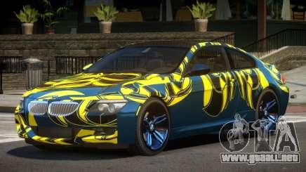 BMW M6 ST PJ1 para GTA 4