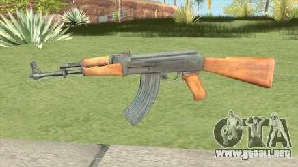 AK-47 LQ para GTA San Andreas