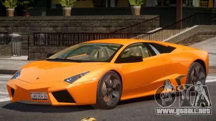Lamborghini Reventon GT para GTA 4
