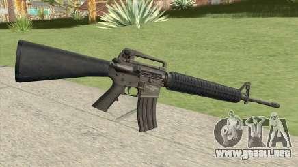 M16A4 (COD 4: MW Edition) para GTA San Andreas