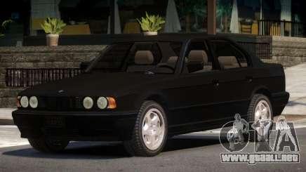 BMW M5 E34 V1.2 para GTA 4