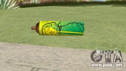New Spray Can para GTA San Andreas