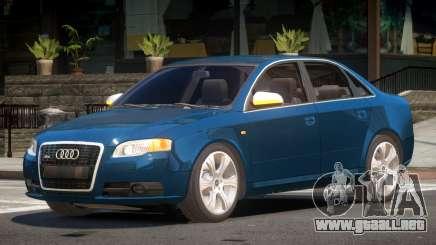 Audi S4 LS para GTA 4