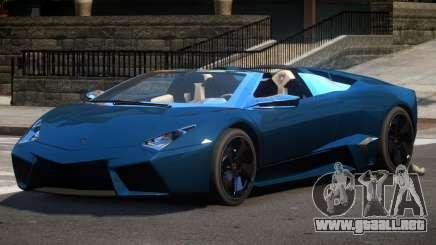 Lamborghini Reventon DS para GTA 4