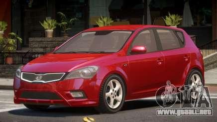 Kia Ceed RS para GTA 4