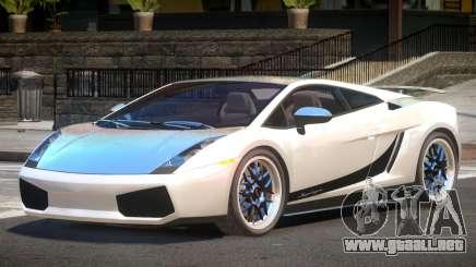 Lamborghini Gallardo Edit para GTA 4