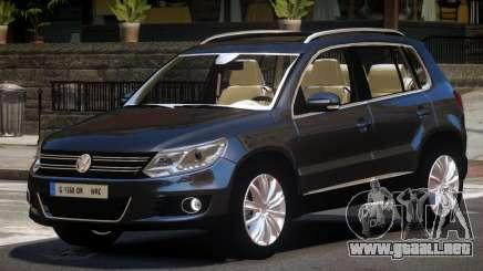 Volkswagen Tiguan RS para GTA 4