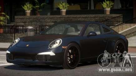 Porsche Carrera S V1.2 para GTA 4