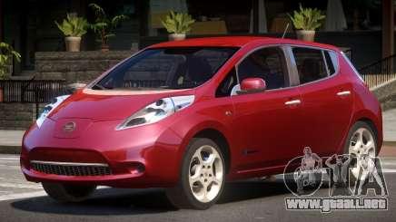 Nissan Leaf V1.0 para GTA 4