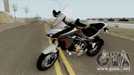 Ducati Multistrada para GTA San Andreas
