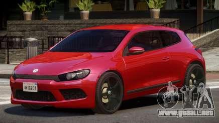 Volkswagen Scirocco V1.3 para GTA 4