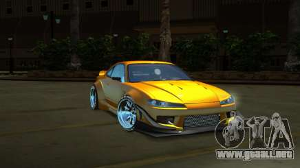 Nissan Silvia S15 Full Tunable by zveR para GTA San Andreas