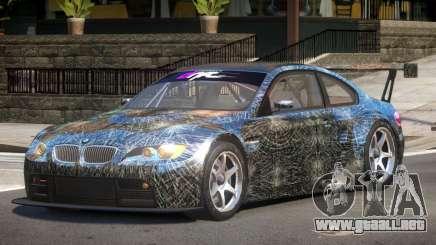 BMW M3 GT2 S-Tuning PJ5 para GTA 4