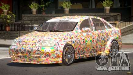 Chevrolet Lacetti GT PJ5 para GTA 4