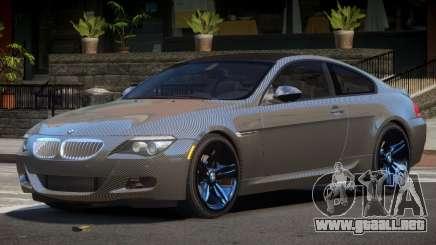BMW M6 ST PJ5 para GTA 4