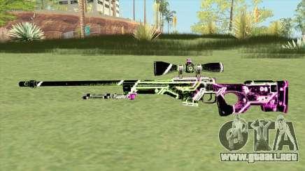 A45 (Phantom Phenom) para GTA San Andreas