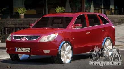 Hyundai IX55 V1.0 para GTA 4