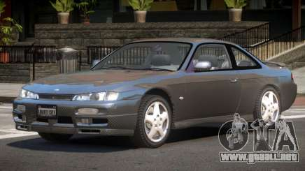 Nissan 200SX TDI PJ5 para GTA 4