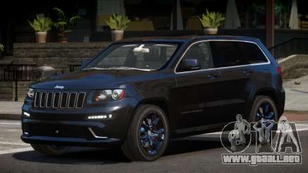 Jeep Grand Cherokee ST para GTA 4