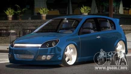 Opel Astra RS V1.0 para GTA 4
