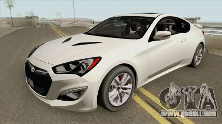 Hyundai Genesis Coupe IVF para GTA San Andreas