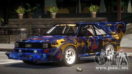 Audi Quattro V1.1 PJ3 para GTA 4