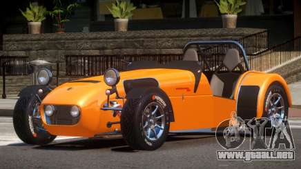 Caterham Superlight R500 ST para GTA 4