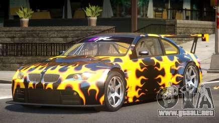 BMW M3 GT2 S-Tuning PJ3 para GTA 4