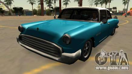 Benefactor Glendale Sport Coupe para GTA San Andreas