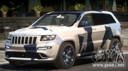 Jeep Grand Cherokee ST PJ2 para GTA 4