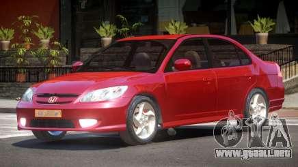 Honda Civic SE para GTA 4
