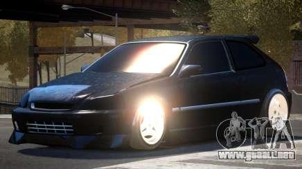 Honda Civic Type R L-Tuning para GTA 4