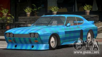 Ford Capri RS Tuned PJ2 para GTA 4