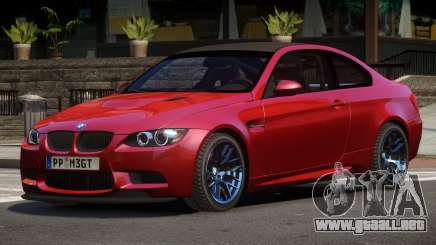 BMW M3 GT Tuned para GTA 4