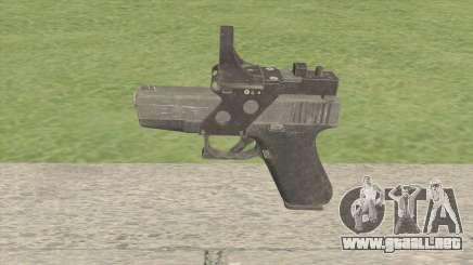 Pistol (RE 3 Remake) para GTA San Andreas