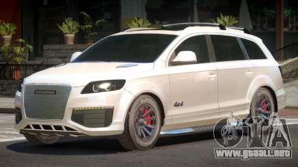 Audi Q7 CV para GTA 4